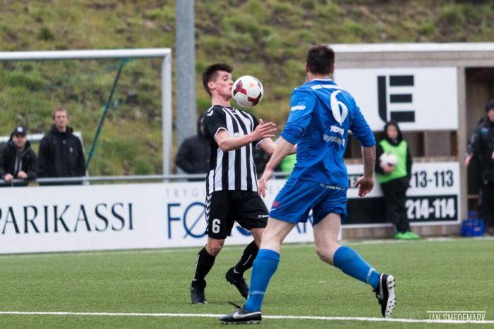 Venjingardystur móti FC Suðuroy