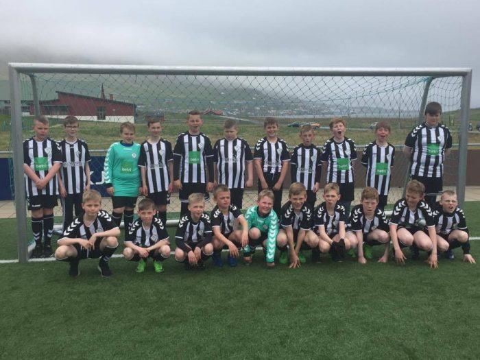 U12 til Vildbjerg Cup 2017