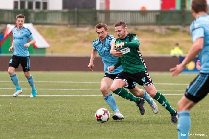 Myndir TB/FC Suðuroy/Royn – Víkingur