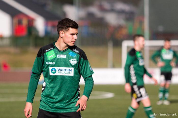 Stefan til U19-landsliðsvenjing