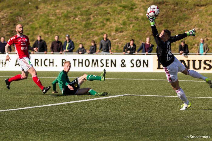 Sigursmyndir: TB/FC Suðuroy/Royn – ÍF