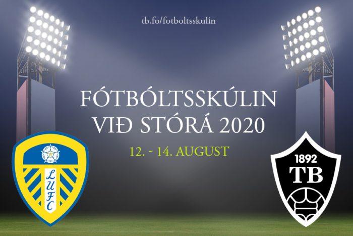 Fótbóltsskúlin við Stórá 2020