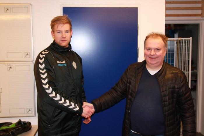Heine Mortensen kemur heim