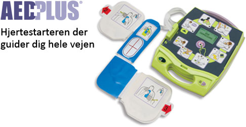 hjertestarter-aed-plus